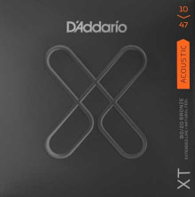 Струны D'Addario XTAPB1047 Phosphor Bronze Acoustic Guitar Strings Extra-Light 10-47