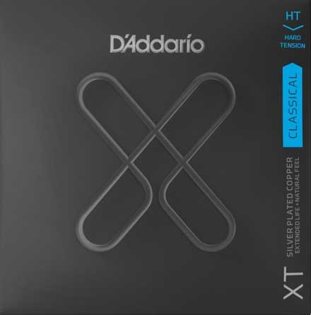Нейлоновые струны D'Addario XTC46 Classical Guitar Strings