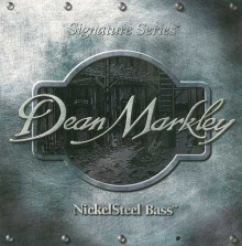 СТРУНЫ ДЛЯ БАС-ГИТАРЫ DEAN MARKLEY  2602 BASS ELECTRIC  LIGHT 40-100