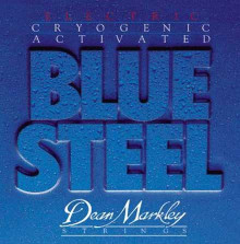 СТРУНЫ ДЛЯ БАС-ГИТАРЫ DEAN MARKLEY BLUE STEEL Bass Electric 2676 MEDIUM LIGHT 50-105