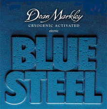 СТРУНЫ ДЛЯ ЭЛЕКТРОГИТАРЫ DEAN MARKLEY BLUE STEEL 2562A  MEDIUM  11-60