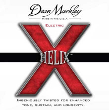 СТРУНЫ ДЛЯ ЭЛЕКТРОГИТАРЫ DEAN MARKLEY HELIX 2516 MEDIUM 11-52