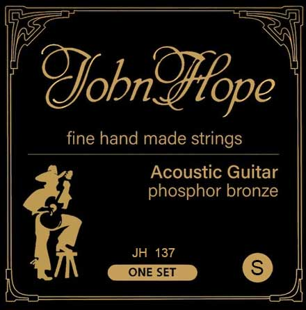 Струны John Hope Acoustic Phosphor Bronze Strings soft 10-47 JH137